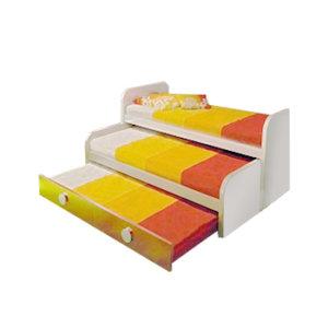 Трехъярусные кровати для детского сада