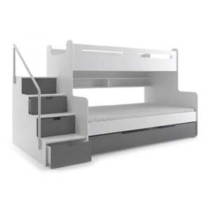Семейные двухъярусные кровати