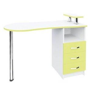 Однотумбовые маникюрные столы