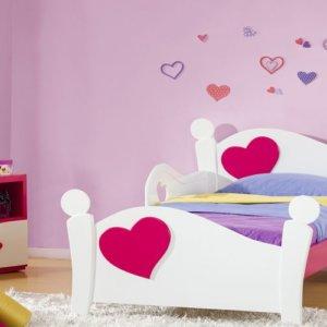 кровать девочке