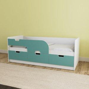 детская кровать односпальная