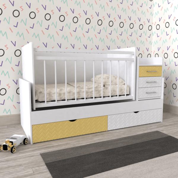 кроватка икеа детская
