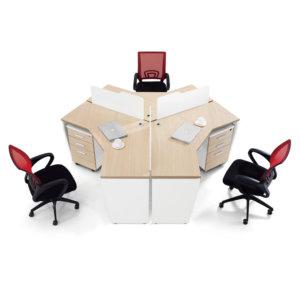 Офисные модульные столы
