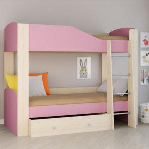 детские двухъярусные кровати цены