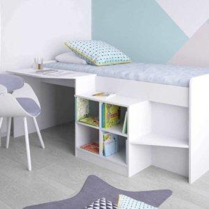 детские кровати с рабочей зоной