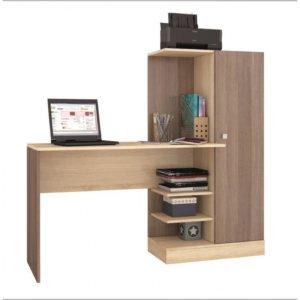Шкаф со столом с боку