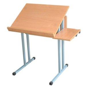 Столы для рисования и черчения регулируемые