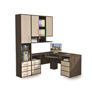 Шкафы со столом